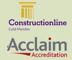 Accreditation Constructionline Acclaim